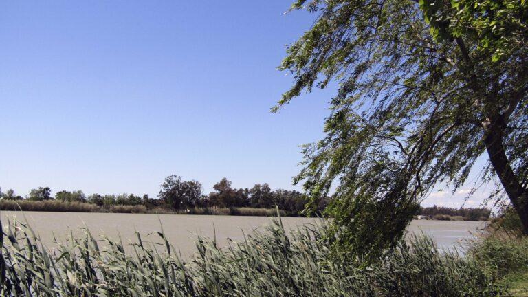 Por la desembocadura del Ebro en BTT