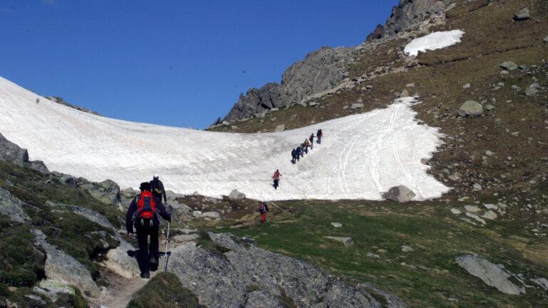 Ascensión al Montardo