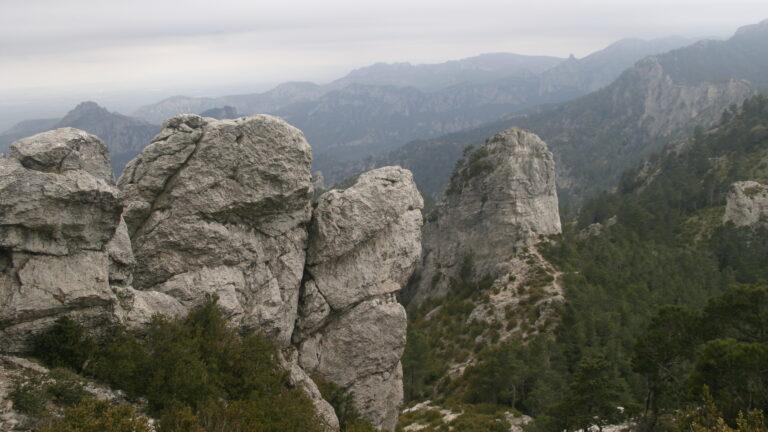 Ascensión al Monte Caro