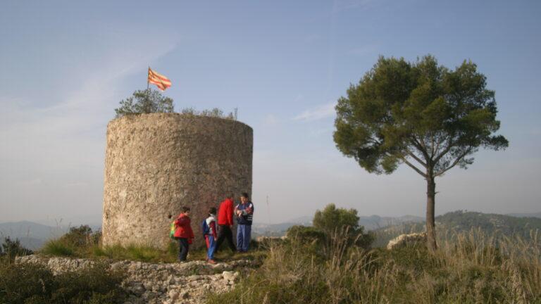 Castillo de Olivella