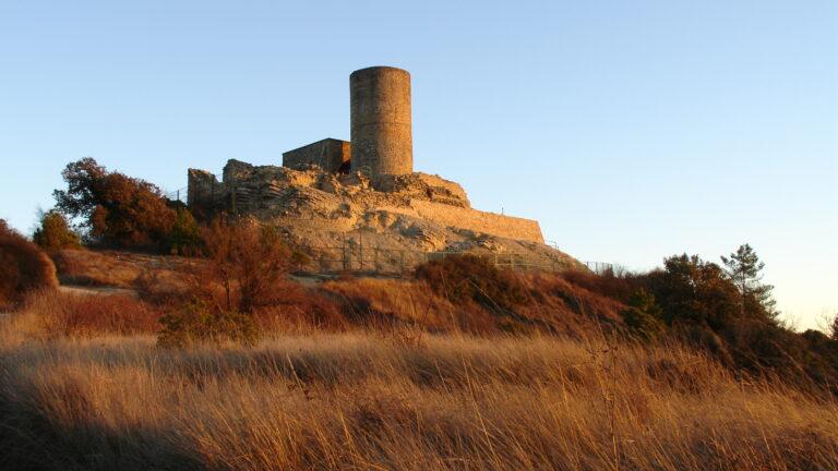 De Calaf al Castillo de Boixadors