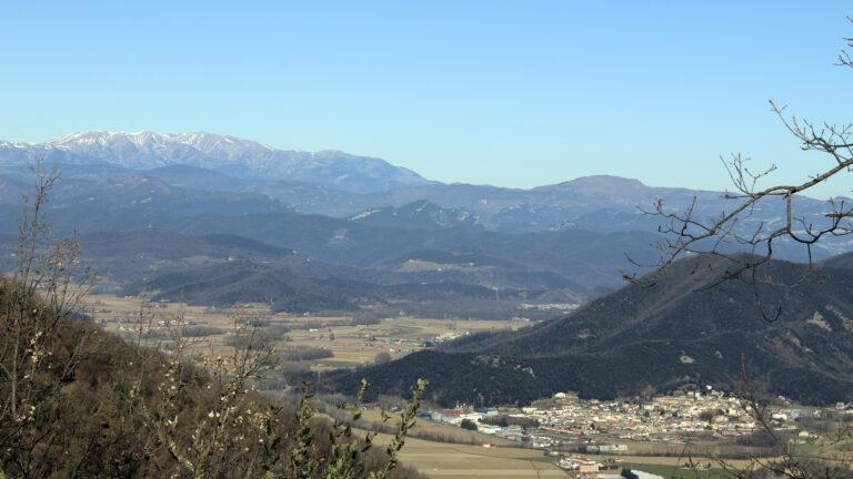 Miradors de la Vall d'en Bas