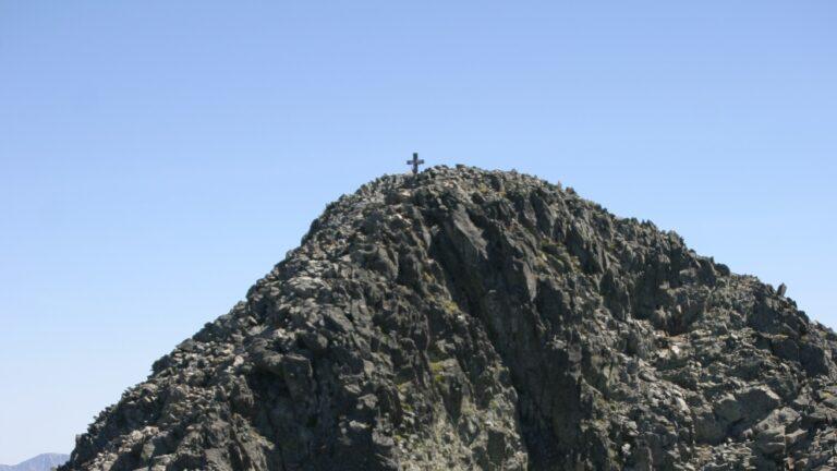 La Pica d'Estats. El Punto más alto de Catalunya